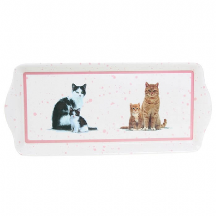 Macneil Cat  Medium Tray